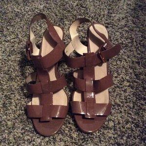 """2"""" Colin Stuart sandal"""